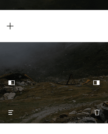 How to add tiled images and captions to your VSCO Journal post