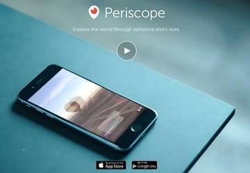 the periscope website