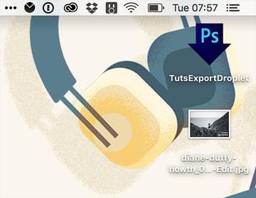 droplet desktop