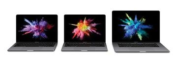 three new models