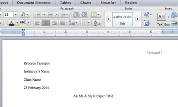 Add placeholder text in Microsoft Word