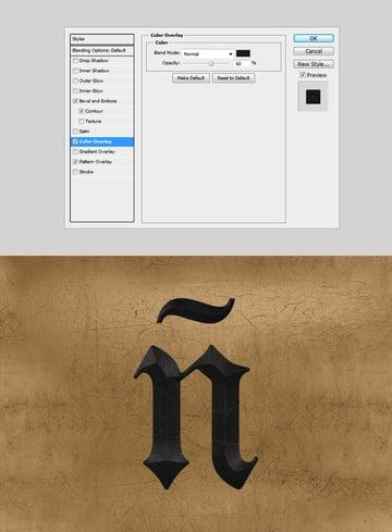 3d text effect photoshop