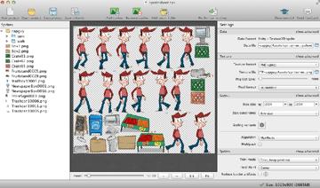 Texture Packer - Mac version