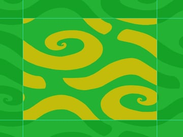 Brick Road and Poppy Field pattern - creating a framework