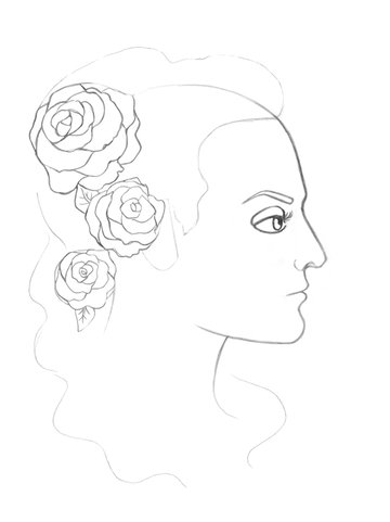 Refinement the roses
