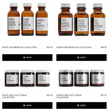 Beardbrand bundled product collections