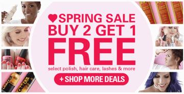 Buy 2 Get 1 Free example