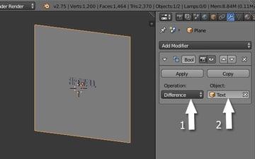 Edit the modifier