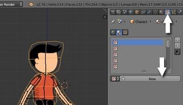Adding new texture
