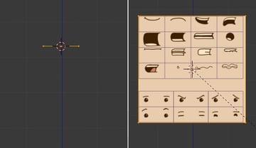 Editing the geometry
