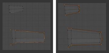 Tweak vertices in UV Editor