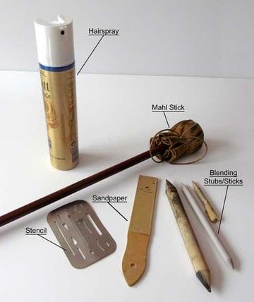 Additional Pastel Tools