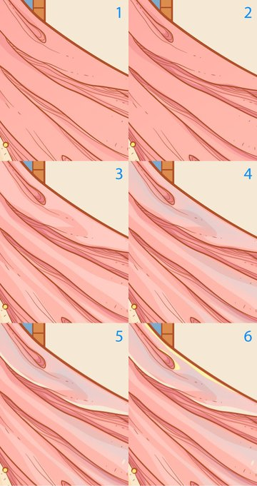 volume on the shawl
