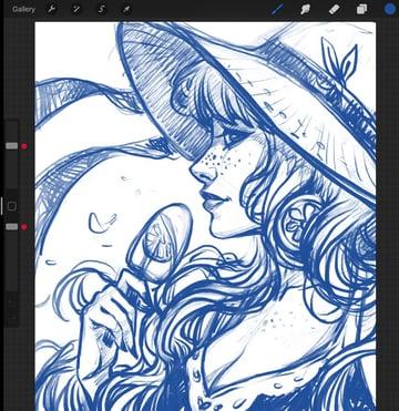 draw a sketch