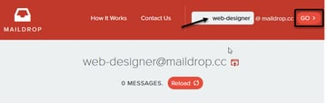 Maildrop Disposable Email Address