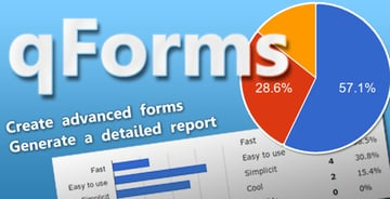 Forms Visualizations with qForms