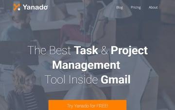 Yanado Gmail Plugin