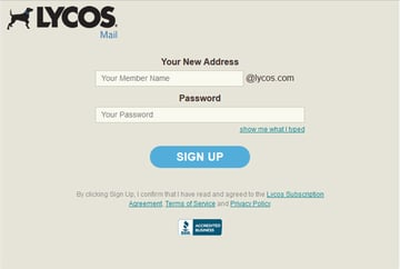 Lycoscom sign up