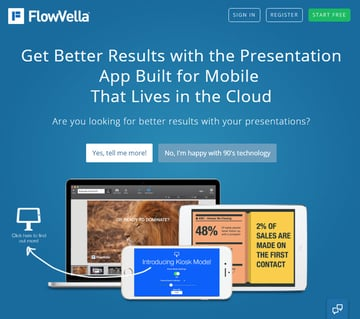 Professional Presentation Software - FlowVella