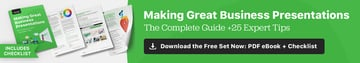 Free eBook on Making Great Presentations Download Now