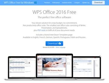 WPS Presentation software