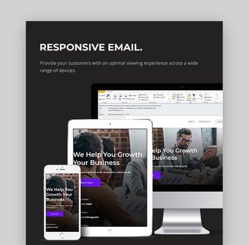 Salut - Best Mailchimp Designs
