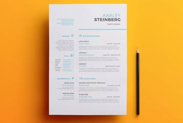Minimalist Resume 03 - Professional Resume