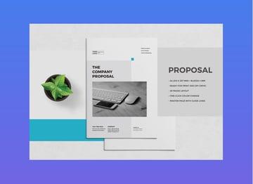 Creative branding proposal