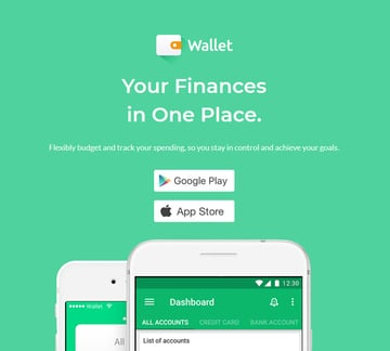 Wallet Financial Tool