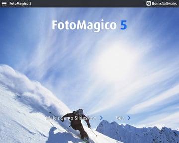 FotoMagico interactive presentation software