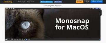 Monosnap Screenshot Editor
