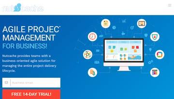 NutCache Agile project management