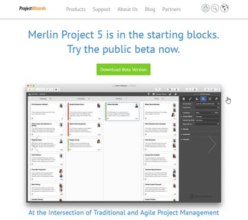 Merlin Project Mac Project Management Software