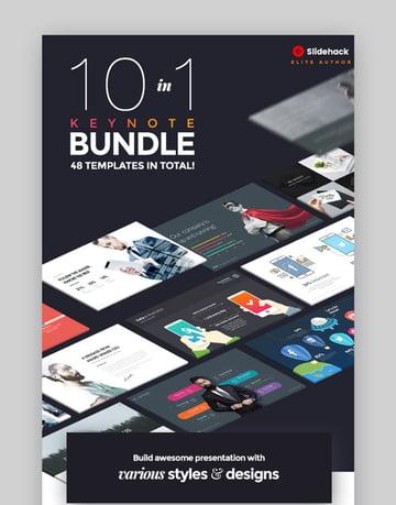 Pitch Keynote Bundle
