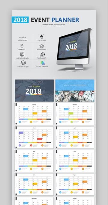 Event Planner 2018