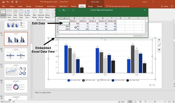 Excel data view