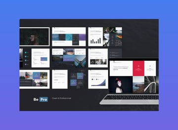 BePro Keynote Business Template