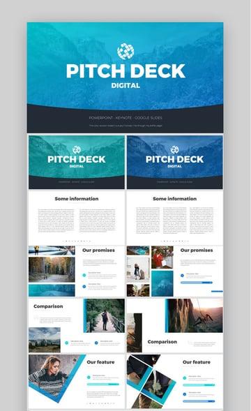 Pitch Deck Digital