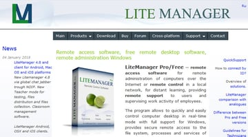Lite Manager