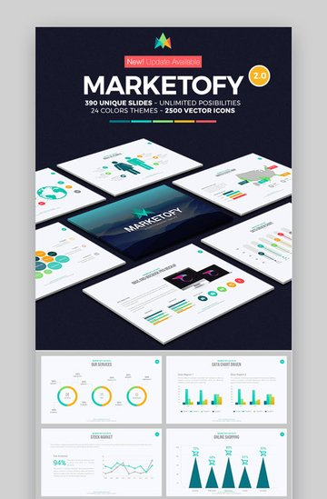 Marketofy Template