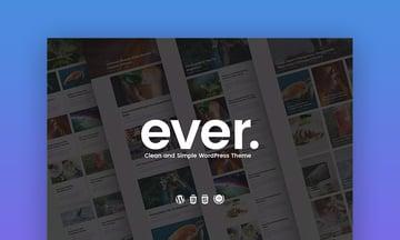 Ever Responsive WordPress theme