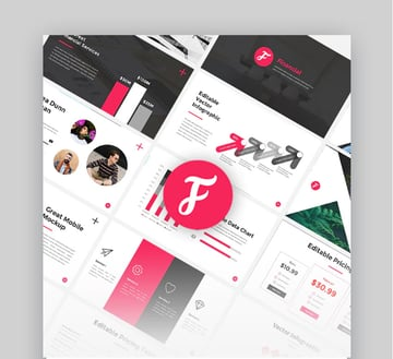 Financial Business Template for PowerPoint