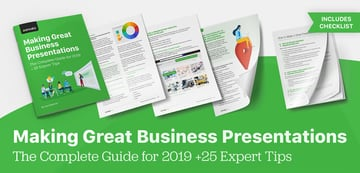 The Complete Guide to Making Great Business Presentations in 2019