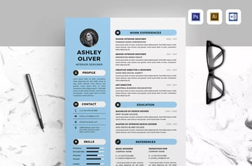 Resume With Space for Problems Solved