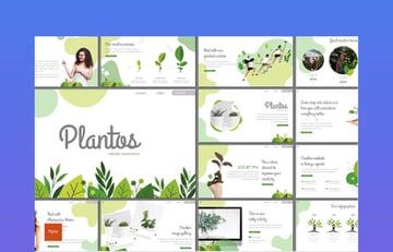 Plantos Google Slides Template