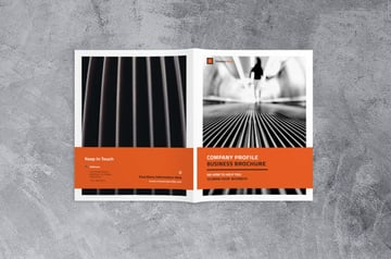 Business Brochure Examples