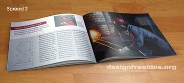Multipurpose Brochure Catalog Template