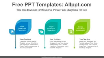 Overlapping Leaves Agenda Slides PowerPoint Templates Free