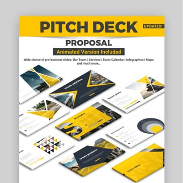 business proposal slides