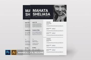 Mahata  CV  Resume